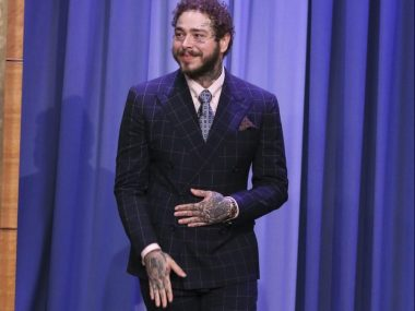 Post Malone The Tonight Show
