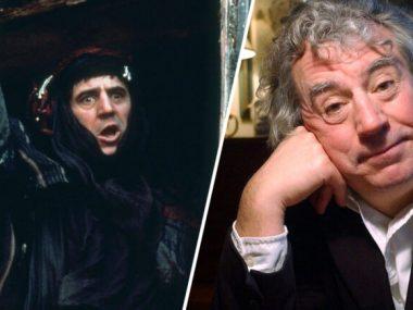 Elhunyt Terry Jones a Monty Python sztárja